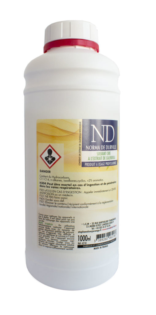 WAX SOLVENT WITH ORGANIC CALENDULA